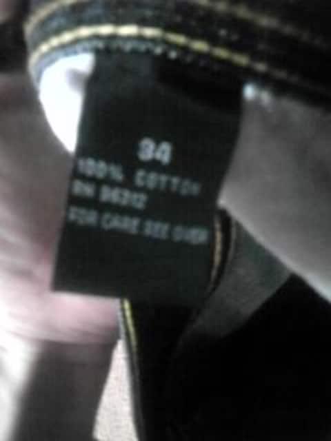 B-BOY.スト系 超美品 ENYCE ハーフデニム 34 < ブランドの