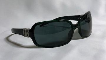 正規レア ドルチェ&ガッバーナ DGロゴサングラス緑 ダークグリーン×シルバー ドルガバ