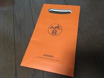 美品 エルメス HERMES ショップ袋 紙袋 ショッパー オレンジH