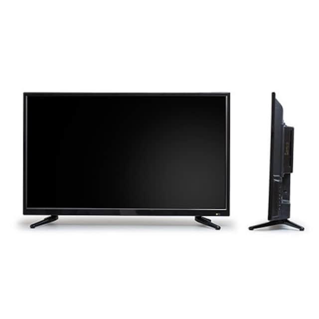 32V型DVDプレーヤー内蔵デジタルハイビジョンLED液晶テレビ < 家電/AVの