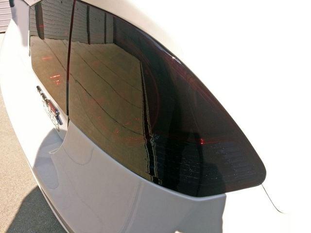 Tint+何度も貼れる シビックFD2 タイプR テールランプ スモークフィルム < 自動車/バイク