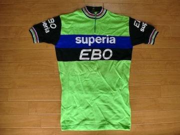 ヴィンテージ スペイン製 サイクルジャージ アクリルジャージ