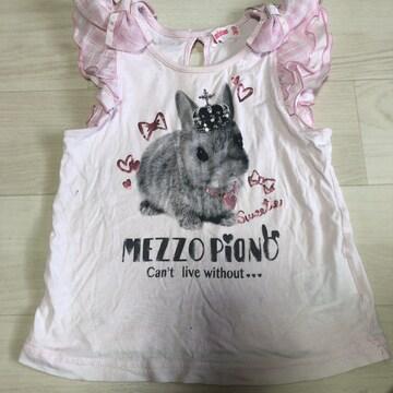 メゾピアノ Tシャツ 100cm