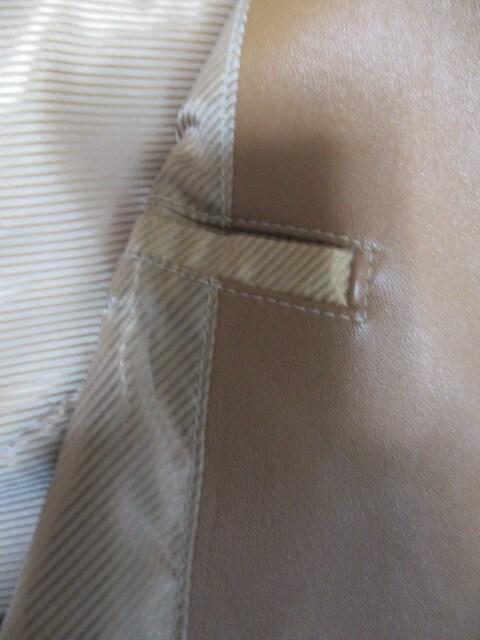 レディース羊革ジャケット < 女性ファッションの